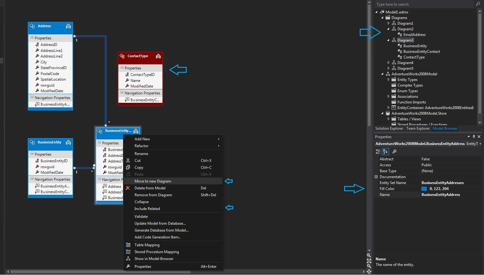 EF5-VisualStudio-2012